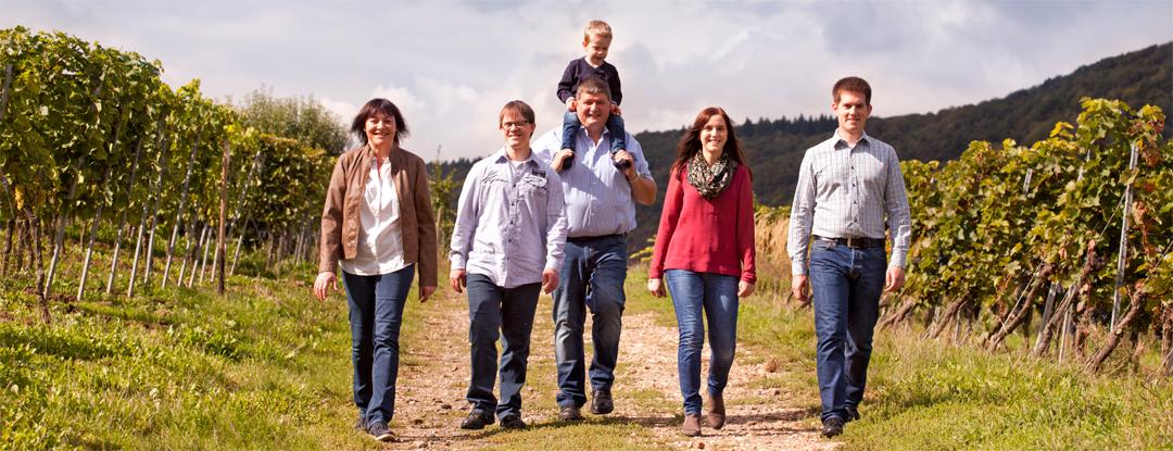 Winzerfamilie Schüller
